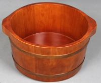 木盆,木制足療盆wooden basin for feet bath